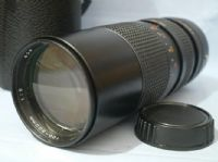 Konica Fit 100-300mm F5 Cased Zoom Tele Lens £24.99